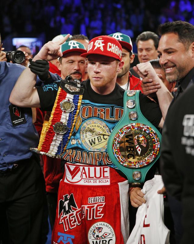 Alvarez Khan Boxing