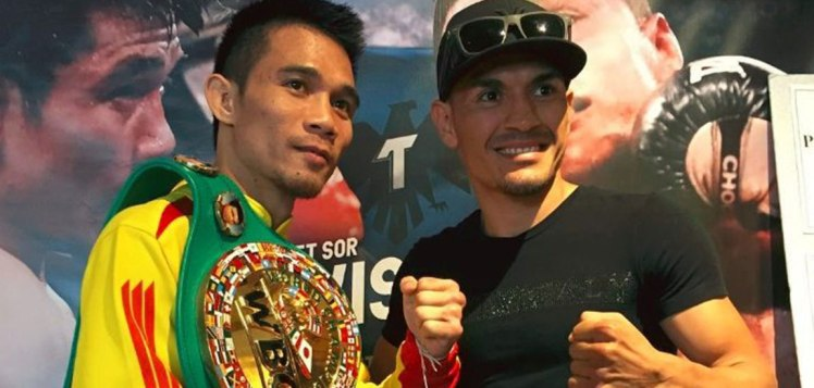 Ray Flores Talks SuperFly 2 - Rungvisai vs Estrada