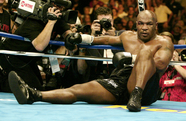 Heavyweight Boxing 2004 - Tyson vs. Williams