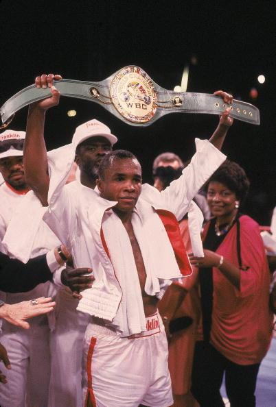 Sugar Ray Leonard, WBC Middleweight Title