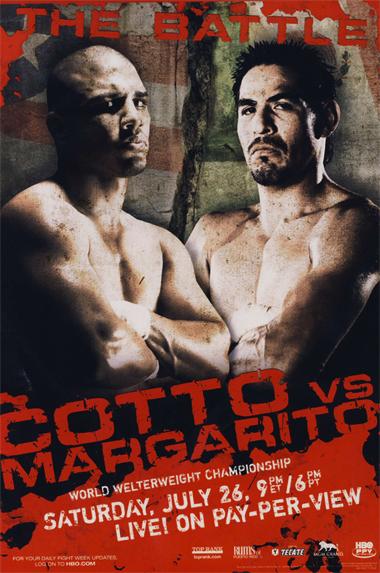 Cotto-margarito-poster