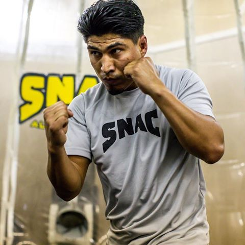 Image result for MIKEY GARCIA SNAC JACKED
