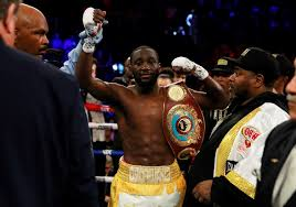 Image result for crawford wins  khan