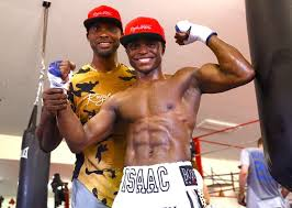 Image result for isaac dogboe