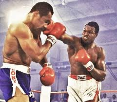 Image result for Larry Holmes Vs Ken Norton