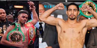 Thurman gives Garcia a shot at scoring upset over Spence