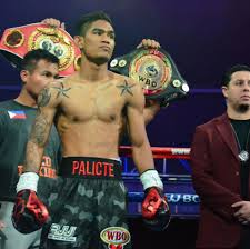 Aston Palicte earns world title eliminator following one-sided ...