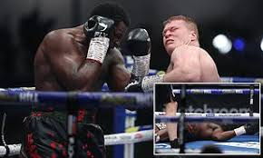 Dillian Whyte reveals he felt in control of clash with Alexander ...