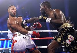 Terence Crawford pockets £3m for beating Kell Brook and Brit earns £1.5m  pay day as fight purses are revealed